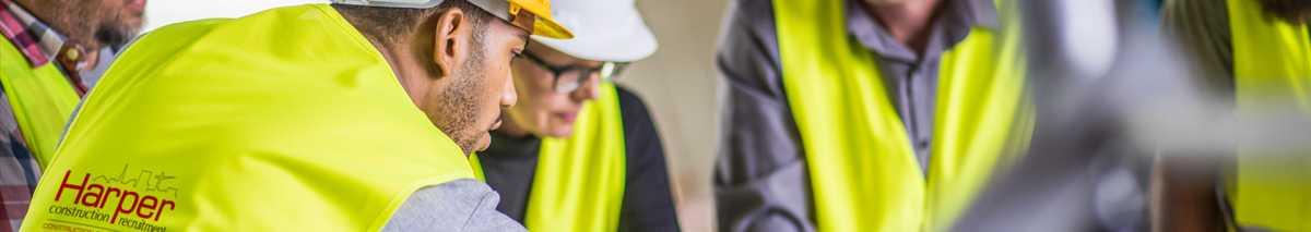 Harper Construction Recruitment Team Page
