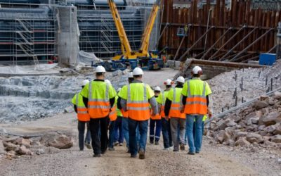 Major construction employers explore flexible working